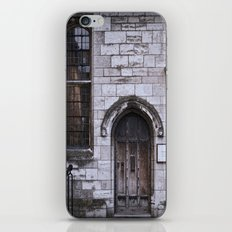 Lincoln Cathedral Refectory Door iPhone & iPod Skin