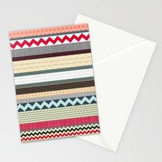 London Beauty stripe Stationery Cards