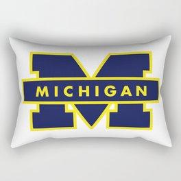 Michigan Rectangular Pillow