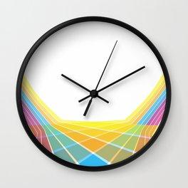 Disco Floor Wall Clock