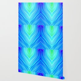 stripes wave pattern 3 s180i Wallpaper