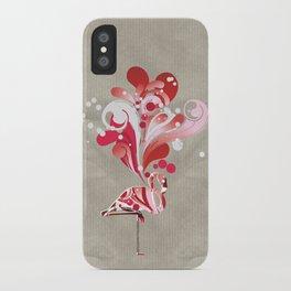 дезориентирован... iPhone Case