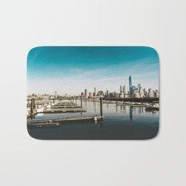 Silent City View - NYC Bath Mat
