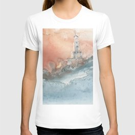 Storm at North Manitou Island Shoal T-shirt