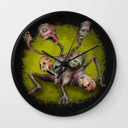 Mutant Cluster Wall Clock