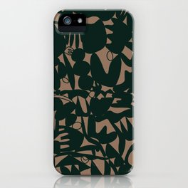 topsy turvy iPhone Case