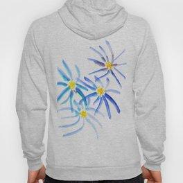 Blue Sunflower Hoody