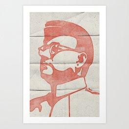 Netaji Subhas Chandra Bose Art Print