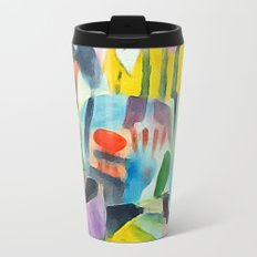 reconstruction of a dream Travel Mug