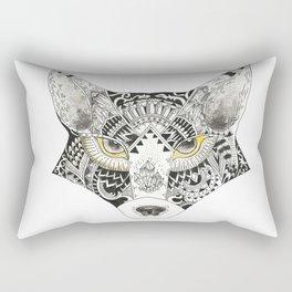 Mr. Foxie Rectangular Pillow