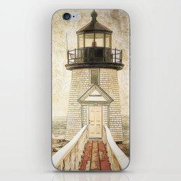 Brant Light Nantucket iPhone Skin
