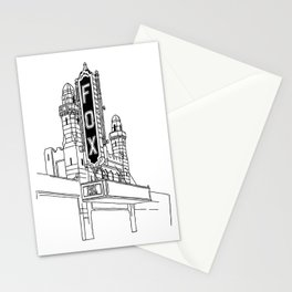 Fox Theatre ATL Stationery Cards
