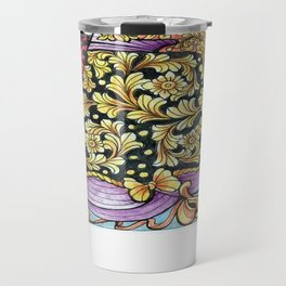"""Beauty at Carnevale"" Travel Mug"