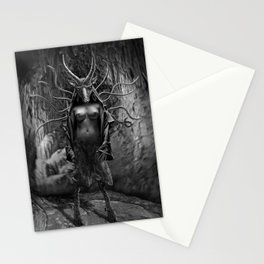Shub-Niggurath The Black Goat of the Woods Stationery Cards