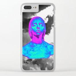 Digital Renaissance Clear iPhone Case