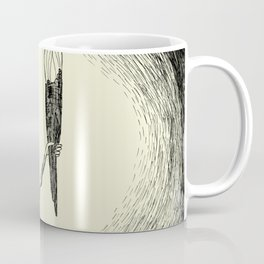 There's Nothing Here Coffee Mug