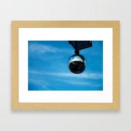 disco II Framed Art Print