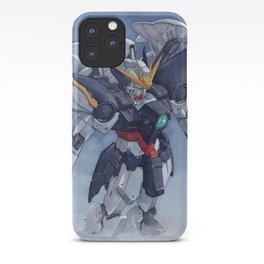 Gundam wing Zero cut ver. iPhone Case