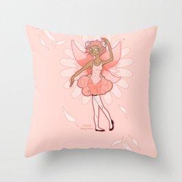 Fairyrina Throw Pillow