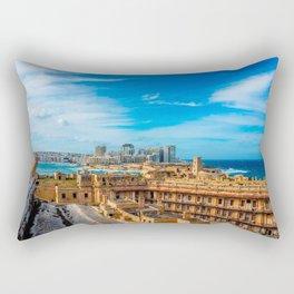Europe Landscape Rectangular Pillow