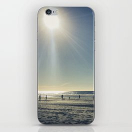 Cricket on the Beach iPhone Skin