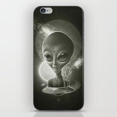 Alien II iPhone & iPod Skin