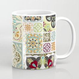 Moroccan Tile Pattern II Coffee Mug