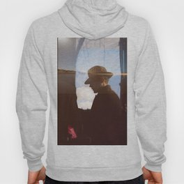 Man with hat Hoody
