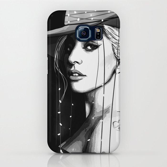 JOANNE B&w iPhone Case