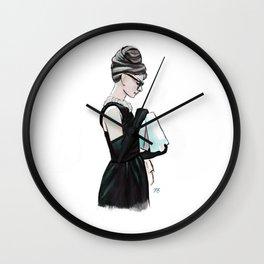 Holly Golightly (1961) Wall Clock