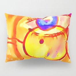 Watching Pillow Sham