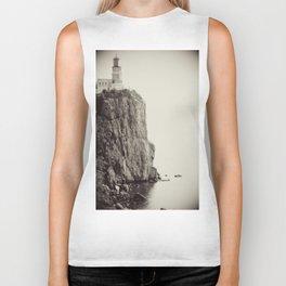 Split Rock Lighthouse in Duluth *Original photography Biker Tank