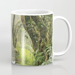 Paradise Path in Tradewinds Trail - El Yunque rainforest PR Coffee Mug