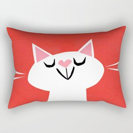 Purrrfect Rectangular Pillow