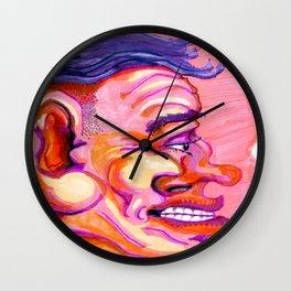 Ultra-suave Wall Clock