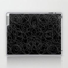 Time is elastic Laptop & iPad Skin