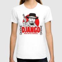 django T-shirts featuring Django logo by Buby87