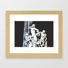 Laoconte Framed Art Print