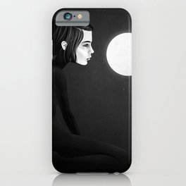 Those Shining Hours iPhone Case