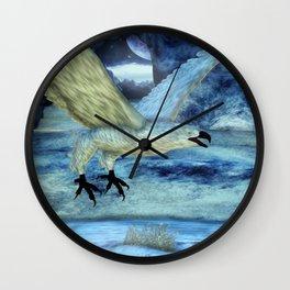 Myth Series 2 Roc Wind Wall Clock