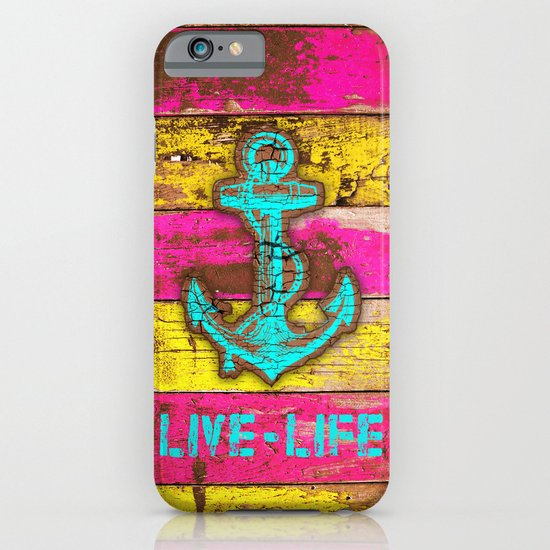 Anchor Marine iPhone & iPod Case