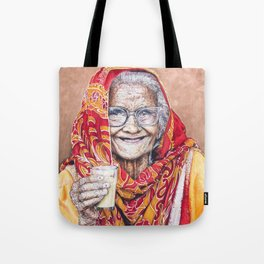 Beauty Is... Tote Bag