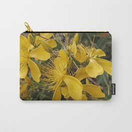 Beautiful St Johns Wort Carry-All Pouch