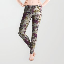Dreaming Florals Leggings