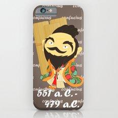 Confucius Slim Case iPhone 6s