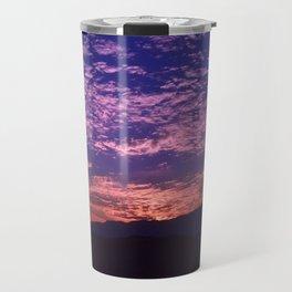 SW Mountain Sunrise - II Travel Mug