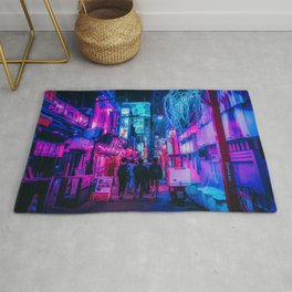 Candy Floss Neon Rug