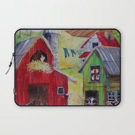 Whimsical Farm Laptop Sleeve