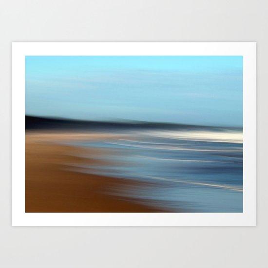 Seabreeze Art Print