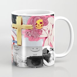 all the BS. Coffee Mug